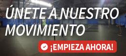 Únete a nuestro movimiento, inscríbete al gimnasio de CrossFit
